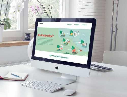 Kinderflex website